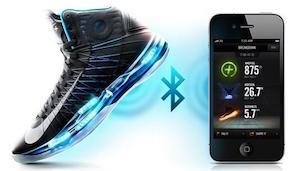 耐克欲将智能元件植入球鞋,延展产品消费者价值